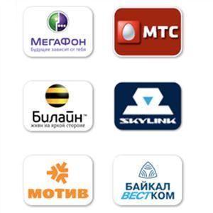 Операторы сотовой связи Аскиза