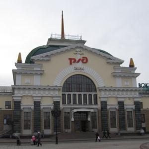 Железнодорожные вокзалы Аскиза